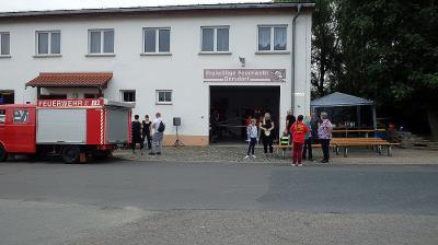 Fotoalbum Tag der offenen Tür Feuerwehr Gersdorf