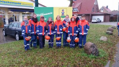 Fotoalbum Junioren und Senioren der Feuerwehren unterwegs