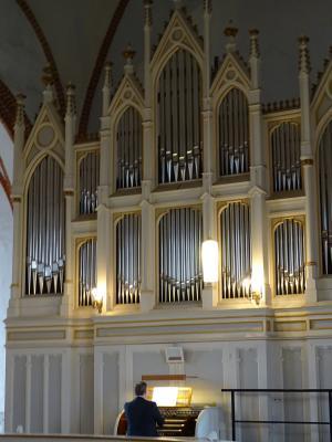 Fotoalbum Immer Ärger mit Martin Luther - Orgelkonzert für Kinder