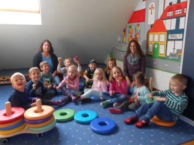 Fotoalbum Neue Spielsachen für Baumbach