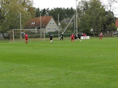Fotoalbum Eintracht Bötzow II - Häsener SV II
