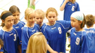Fotoalbum 2. Handball Mini-Spielfest in Bad Soden