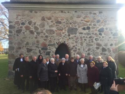 Fotoalbum Jubelkonfirmation 2017 in der Dorfkirche Niewisch