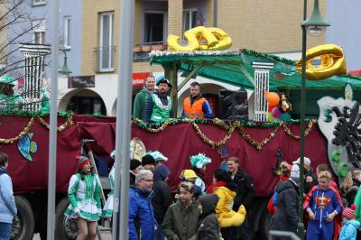 Fotoalbum 11.11. - 50 Jahre Carnevalsverein Grünheide (Mark)