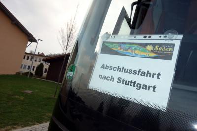 Fotoalbum Bildungsfahrt nach Stuttgart