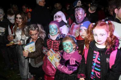 Fotoalbum Halloween in Warin