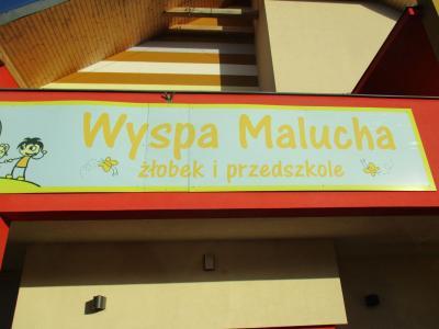 """Fotoalbum Besuch der Vorschulkinder in der Partnerkita """"Wyspa Malucha"""" in Przeclaw"""