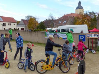 Fotoalbum Kürbisfest auf Schloss Hirschstein 21.10.2017