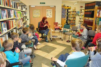 Fotoalbum Tag der offenen Bibliothek in Grünheide (Mark)