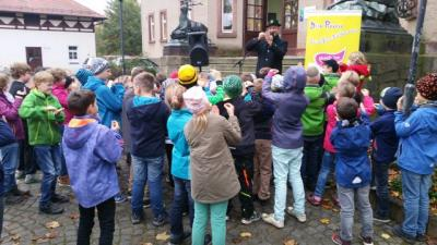 Fotoalbum Große Bewegungspause in der Grundschule