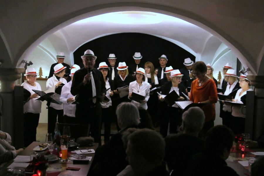 Kulturverein Hüttisheim e.V. - Chor EinKlang