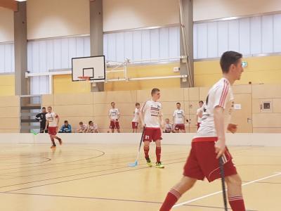 Fotoalbum Floorball SG Herren in Aktion gegen Phönix Leipzig