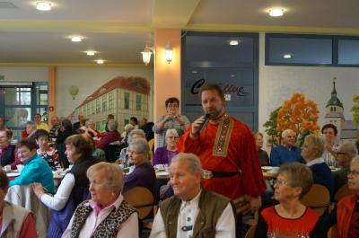 Fotoalbum Gänsehaut zur Amtsseniorenweihnachtsfeier
