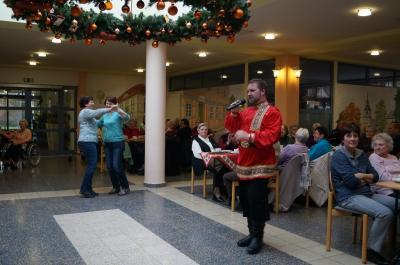 Foto des Albums: Gänsehaut zur Amtsseniorenweihnachtsfeier (05.12.2017)