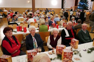 Foto des Albums: Seniorenweihnacht 2017 (08.12.2017)