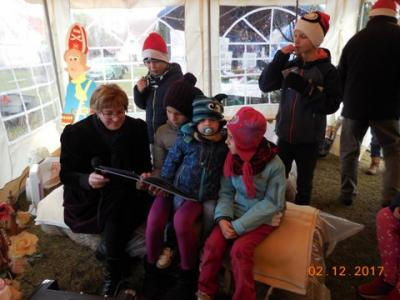 Fotoalbum Weihnachtsmarkt in Warin 2017