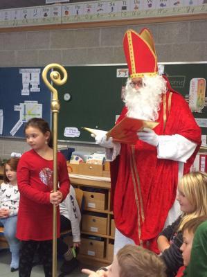 Fotoalbum Der Nikolaus ist da!