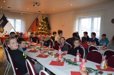 Fotoalbum Weihnachtsfeier der Jugendfeuerwehr Perleberg