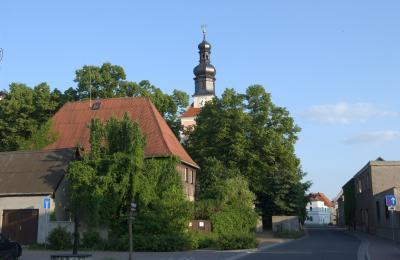 Foto des Albums: Kirche Wahrenbrück (11.12.2017)