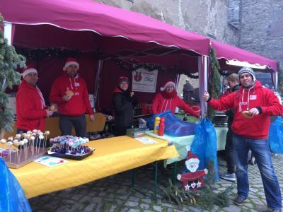 Fotoalbum Weihnachtliches Markttreiben