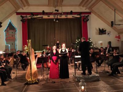 Fotoalbum Adventskonzert Mitteldeutsche Kammerphilharmonie