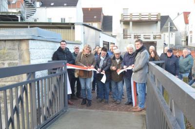 Fotoalbum Brücke an der Pferdeschwemme übergeben