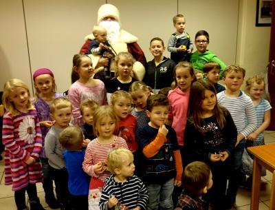 Fotoalbum Kinderweihnachtsfeier in Langeln