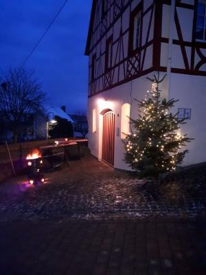 Fotoalbum Weihnachtsstimmung im und um den Murscher Backes