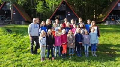 Fotoalbum Hüttencamp im Gruselwald vom 08-10.09.2017 in Michelstadt