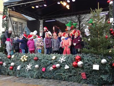 Fotoalbum Pritzwalker Weihnachtsmarkt