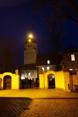 Fotoalbum Weihnachtskonzert in der Kirche Sankt Marien in Dahme zum Weihnachtsmarkt