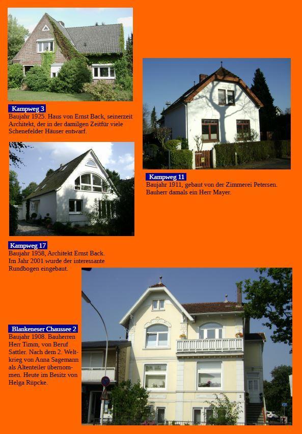 Stadt Schenefeld - Schenefelds schöne alte Häuser