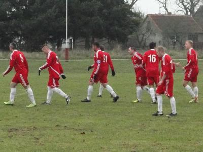 Fotoalbum Häsener SV II - FC Kremmen II