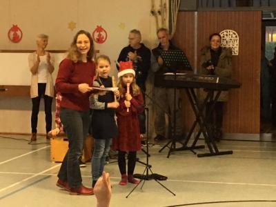 Foto des Albums: Weihnachtliche Morgenfeier (20.12.2017)