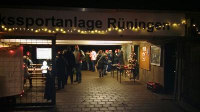Fotoalbum Lebender Adventskalender in Rüningen 2017