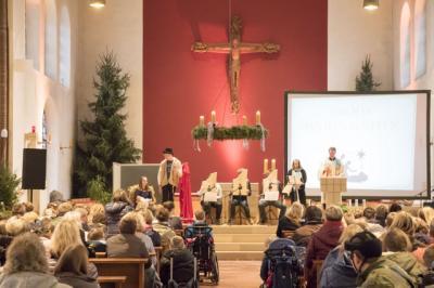 Fotoalbum Weihnachtsgottesdienst 2017