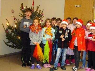 Fotoalbum Weihnachtsmusical 2017