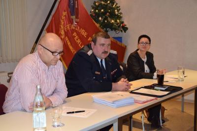 Fotoalbum Führungskräfteschulung der Freiwilligen Feuerwehren der Stadt Perleberg