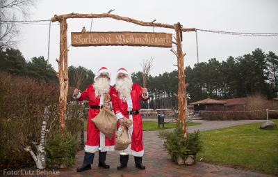 Fotoalbum Waldbad - Weihnachtsmarkt 2017