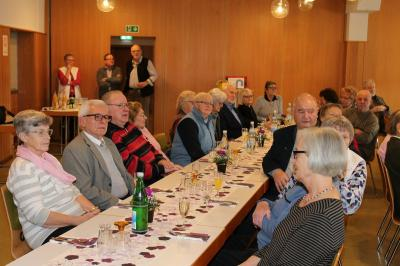 "Fotoalbum Neujahrsempfang des VdK Brandoberndorf mit ""Meelstaa""-Konzert"