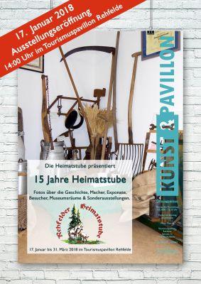 """Fotoalbum Fotoausstellung """"15 Jahre Heimatstube"""""""