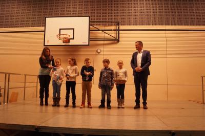Fotoalbum Einweihung der Sabine-Spitz-Halle