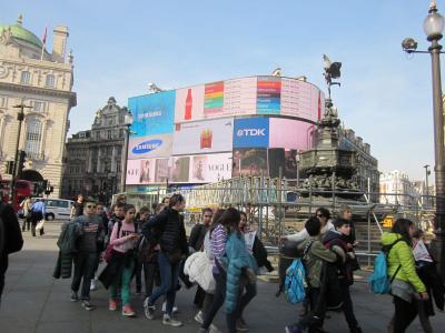 Fotoalbum Sprachreise nach England