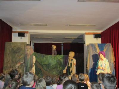 Fotoalbum Theaterworkshop in Greifenhagen