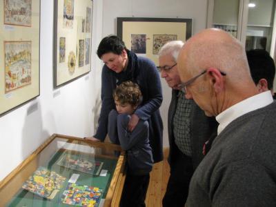Fotoalbum Advents- und Weihnachtsausstellung im Museum