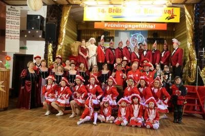 Fotoalbum Karneval - Kultureller Höhepunkt in Brüssow