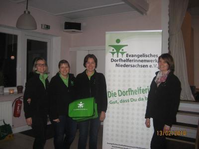 Fotoalbum Generalversammlung mit Referentin Anke Dittmers