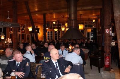 Fotoalbum Jahreshauptversammlung der Feuerwehr Kremmen