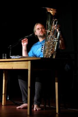 Fotoalbum Andreas Hofmeir -  Musik- Lesung- Kabarett