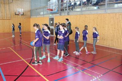 Fotoalbum Zweifelderballturnier der Mädchen